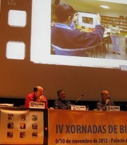 MATERIAIS DAS VI XORNADAS DE BIBLIOTECAS ESCOLARES | bibliotecas escolares ao vivo | Scoop.it