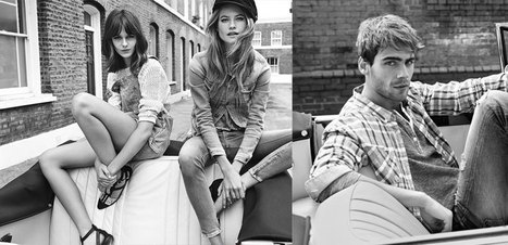 Pepe jeans, les jeans à l'anglaise qui font de l'ombre aux marques américaines - Fais Ta Com | Le denim, un état d'esprit chez Uncle Jeans | Scoop.it