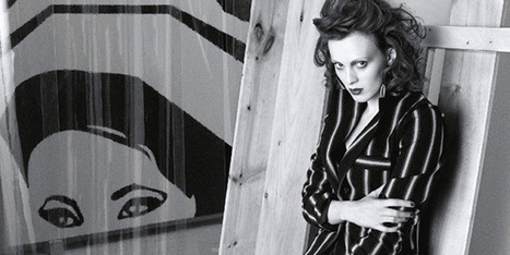 Karen Elson for Numero by Victor Demarchelier | Daily Female Models | Female Magazine | Scoop.it