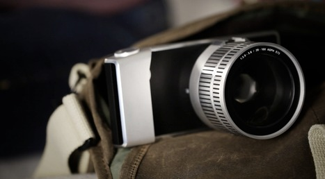 Camera Futura – A Concept for the Future of Digital Photography | Photography Concept | Scoop.it