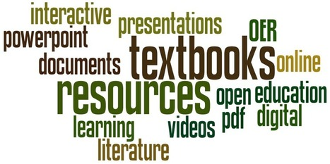 How To Implement Open Education Resources - OER | Las TIC y la Educación | Scoop.it