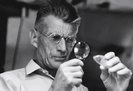 Watch the Opening Credits of an Imaginary 70s Cop Show Starring Samuel Beckett | The Irish Literary Times | Scoop.it