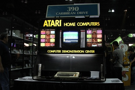 A trip through gaming history: the Videogame History Museum at E3 | Technoculture | Scoop.it