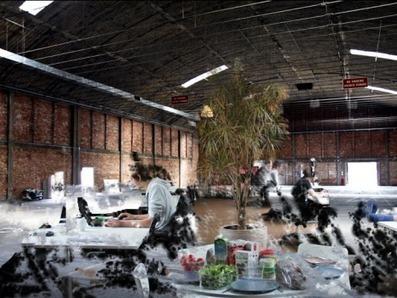 Crowdfundez votre espace de coworking ! | Deskmag | Coworking | Coworking  Mérignac  Bordeaux | Scoop.it
