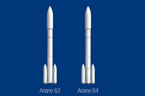 Les premières images d'Ariane 6, en vidéo | Formation ingénieur EIGSI La Rochelle | Scoop.it