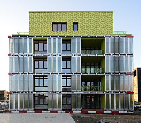 German Building Uses Algae for Heating and Cooling | Renewable Energy | Scoop.it