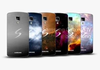 Bob Freking Brings Latest Galaxy S4 concept | AndroidTuition | Scoop.it
