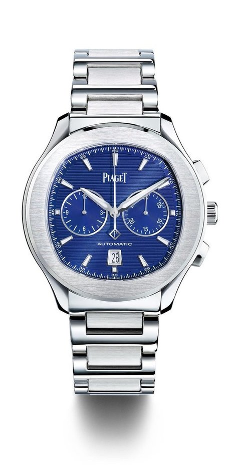 Piaget Unveils Steel Piaget Polo S at Star-Studded Event   News For public   Scoop.it