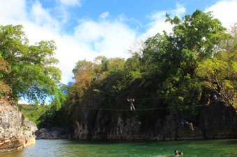 Madlum Caving and river picnic   Philippine Travel   Scoop.it