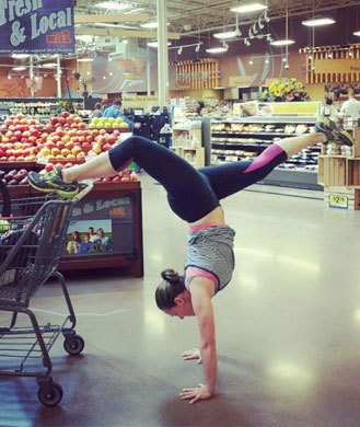 SHAPE Readers' Most Amazing Yoga Poses | Health, Fitness, and Life | Scoop.it