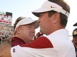 Oklahoma To Play Notre Dame, West Virgina and Possibly Florida State In 2012?   Sooner4OU   Scoop.it