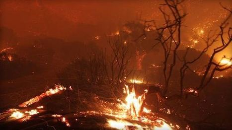 Thousands ordered to flee massive blaze outside L.A. | News You Can Use - NO PINKSLIME | Scoop.it
