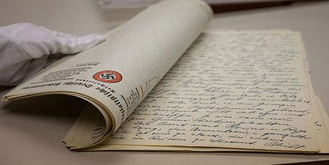 Verloren gewaand Nazi-dagboek duikt weer op - Scientias.nl   Xander De Vos   Scoop.it