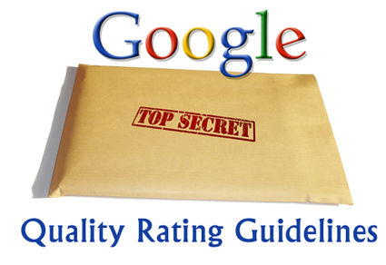 Google Rewrites Quality Rating Guide - What SEOs Need to Know - The SEM Post | SEO, SEM, Social Media y Herramientas Google | Scoop.it