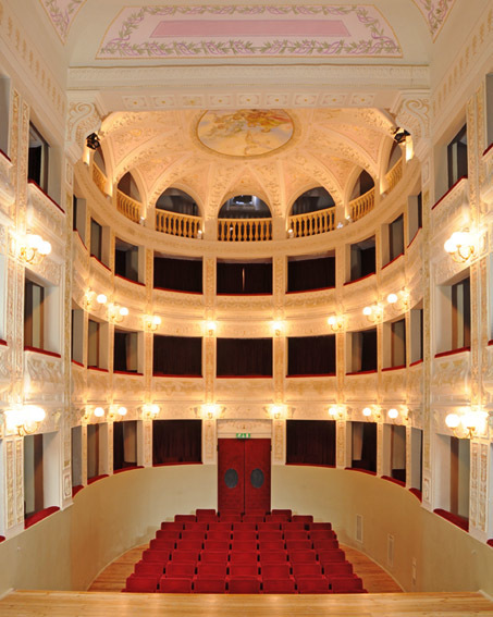 theguardian.co.uk - Readers' tips: theatres round the world - La Fenice Amandola Le Marche | Le Marche another Italy | Scoop.it