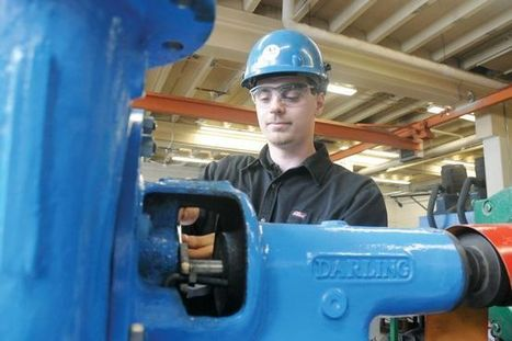 Millwright student brings home gold medal from Provincial Skills Canada ... - Western Star | Made in Canada | Scoop.it