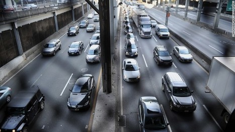 Commutes, distance from work getting longer, study says - CNN.com | Kickin' Kickers | Scoop.it