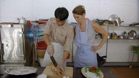 Arte. Les aventures culinaires de Sarah Wiener en Asie : les fruits de mer au Vietnam | Liên-Viêt Réseau culturel France Vietnam | Scoop.it