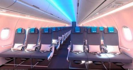 Cabines d'avions: les sièges «?éco?», plus minces et plus nombreux | Niooz.fr | Aménagement des espaces de vie | Scoop.it