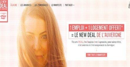 Emploi : à qui profite le « New deal » lancé par la région Auvergne ? - Aide à l'embauche - Basta ! | Emploi et ressources humaines | Scoop.it