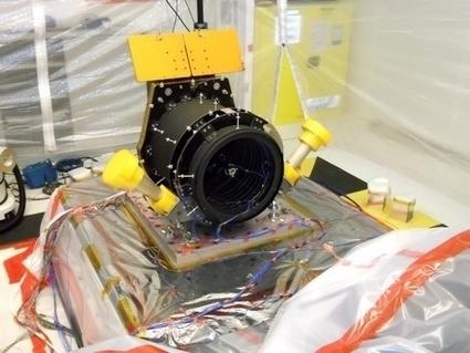 Intespace: Le telescope du satellite cheops testé avec succès chez Intespace !   Revue de presse Intespace   Scoop.it
