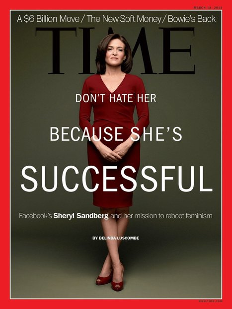 Saving With Selena: Sheryl Sandberg: Why we have too few women leaders   Women, success and leadership   Scoop.it