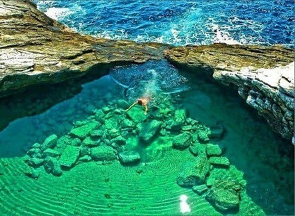 Spectacular Natural Swimming Pools around the world | Travel & tourism | Scoop.it