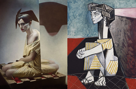 8 Hallucinatory Photographs Inspired By Picasso Paintings | What's new in Visual Communication? | Scoop.it