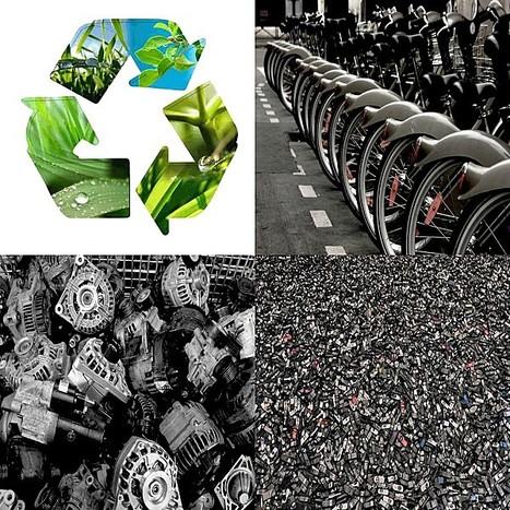 Donner une « seconde vie » aux produits, vers une économie circulaire… | Communiqu'Ethique sur l'idée selon laquelle changer le monde commence par se changer soi-même | Scoop.it