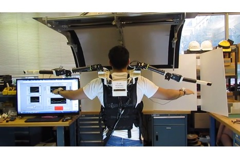 MIT robot augments you with two extra arms | The Future of Mankind | Scoop.it