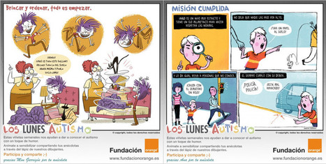Los Lunes, Autismo - Fundación Orange | oriéntate | Scoop.it