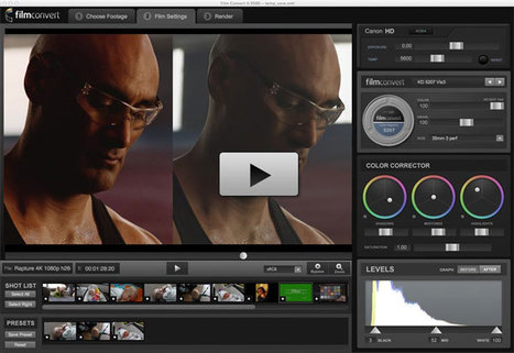 Want Film-Like GH2 Footage? FilmConvert Now Supports GH2, More Canon Profiles, and Final Cut Pro 7. By Joe Marine (2 videos) | Film Production | Scoop.it