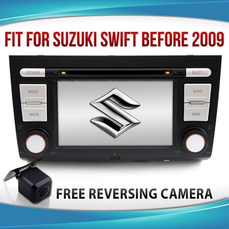 Suzuki Swift Car DVD Player GPS Navigation Stereo | car DVD Player | Scoop.it