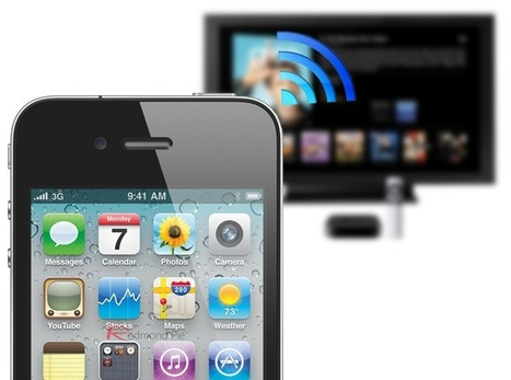 How To Make Airplay Work With Just About Any App On iPhone, iPad, iPod touch | iPads and Tablets in Education | Scoop.it