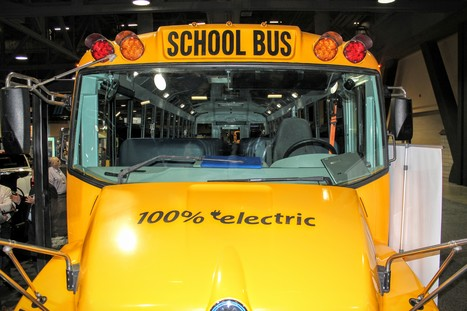 Massachusetts Puts $1.4 Million Into Electric School Bus Pilot Program | James Ayre | CleanTechnica.com | Développement durable et efficacité énergétique | Scoop.it