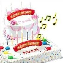 Sparkling Musical Birthday Cakes | Easy Delicious Recipes | Scoop.it