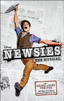 THE CHEW's Carla Hall Goes Behind-the-Scenes of Disney's NEWSIES Today - Broadway World | Newsies the Musical | Scoop.it