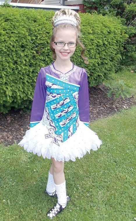 Olean girl bound for California for Irish Dance Championship - Olean Times Herald | The World of Irish Dancing | Scoop.it