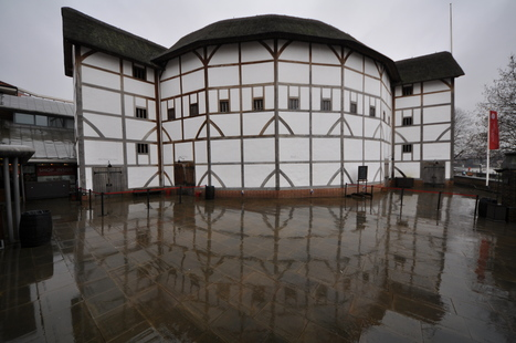 Globe Theater in London | William Shakespeare and the Globe Theater | Scoop.it