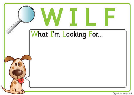 Teacher's Pet - WALT & WILF Posters - FREE Classroom Display Resource - EYFS, KS1, KS2, learning, to, looking, for, walt, wilf | Informed Teacher Librarianship | Scoop.it