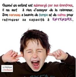 Accompagner une émotion jusqu'au bout | Education, parentalité, relations parent enfant, ... | Scoop.it