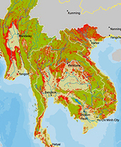 Ecocide: A Plague of Deforestation Sweeps Across Southeast Asia with terrible loss of wildlife and biodiversity | Biodiversity IS Life  – #Conservation #Ecosystems #Wildlife #Rivers #Forests #Environment | Scoop.it