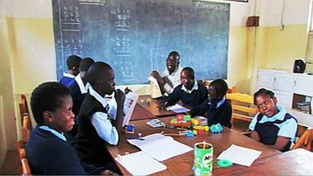 Smartboards and Tablets Help Students with Special Needs in Zambia — IICD | Studying Teaching and Learning | Scoop.it