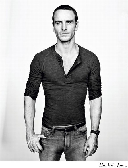Your Hunk of the Day: Michael Fassbender : Hunk du Jour | JIMIPARADISE! | Scoop.it