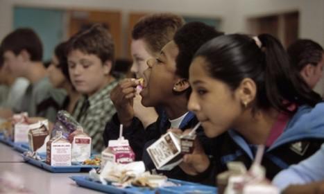 10 controversias del almuerzo escolar: Una presentación en diapositivas/ 10 school lunch controversies: A slideshow - The Week   Noticias, Recursos y Contenidos sobre Aprendizaje   Scoop.it