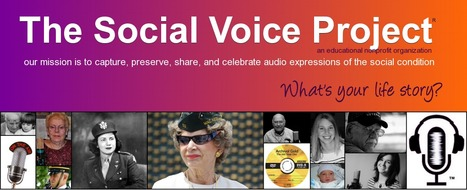 The Social Voice Project®   Your Story   Scoop.it