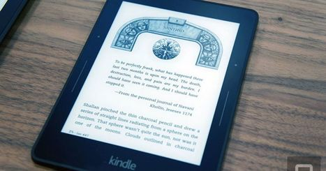 Amazon CEO says a brand-new flagship Kindle is coming next week | Tools You Can Use | Scoop.it