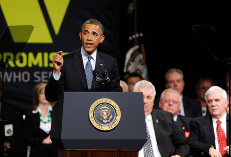 Obama Assures Disabled Veterans They Will Get Aid | Veterans United | Scoop.it