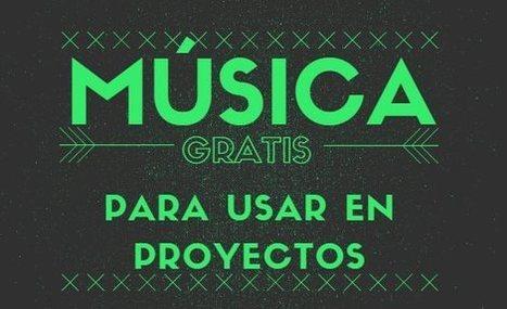 Sitios con música gratis para usar en nuestros proyectos | paprofes | Scoop.it