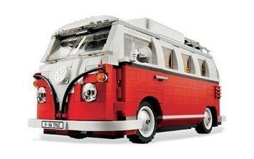♛ LEGO Volkswagen T1 Camper Van 10220 | porleaondi | Volkswagen T1 | Scoop.it